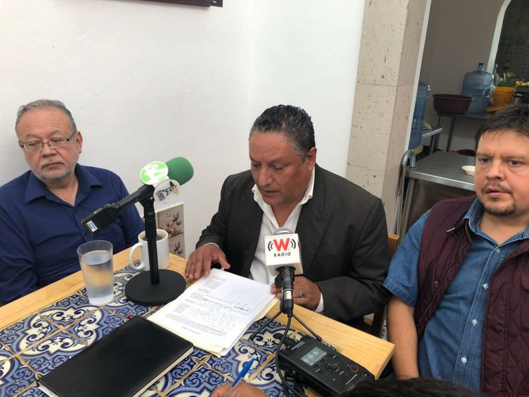 Integrantes del PRD Jalisco suman su apoyo a Morena