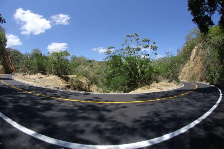 Carretera Mascota - Puerto Vallarte se encuentra en mantenimiento: SIOP trabaja en el mantenimiento de la carretera Mascota-Puerto Vallarta