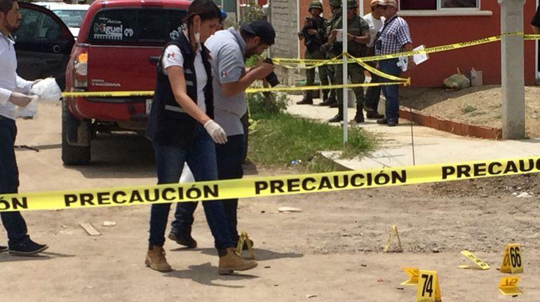 FGJ continúa investigando el asesinato del alcalde de Tecalitlán