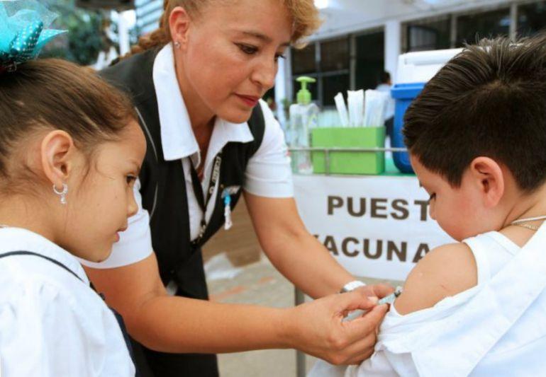 SSJ confirma en existencia vacunas para menores de 5 años