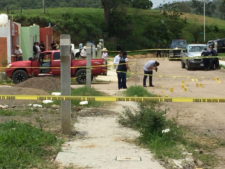 Detienen a presuntos responsables del asesinato del alcalde de Tecalitlán