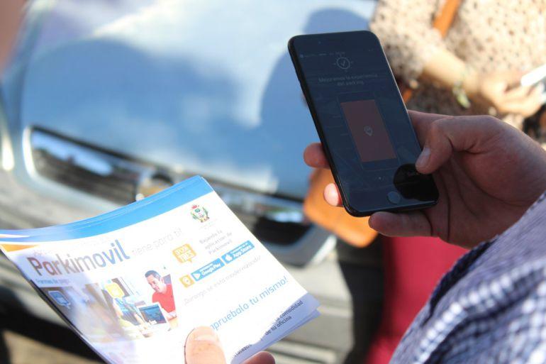 Otorgarán descuentos a automovilistas con multas del 'Parkimovil'