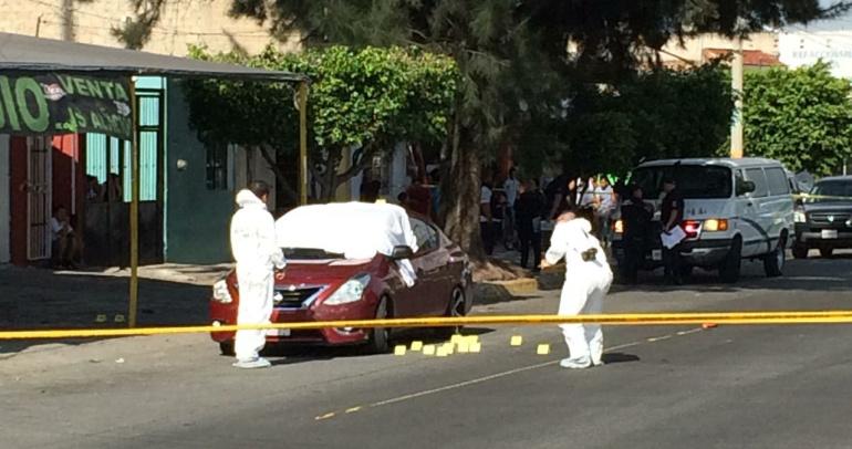 Con múltiples balazos, asesinan a un hombre en Guadalajara