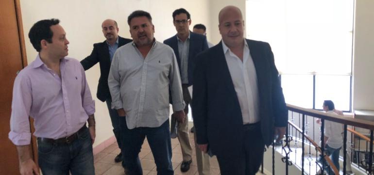 Enrique Alfaro se despide de Movimiento Ciudadano