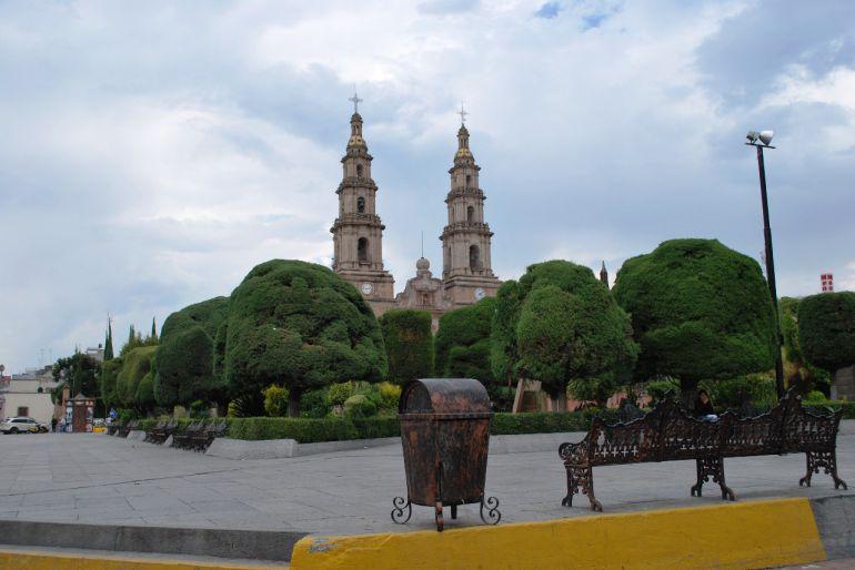 Se registra otro enfrentamiento en Encarnación de Díaz