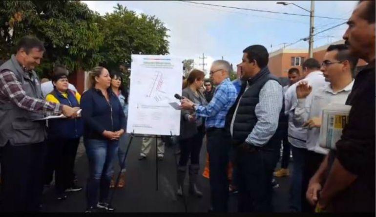 Invertirá Guadalajara casi 14 MDP en calles de la zona Oblatos