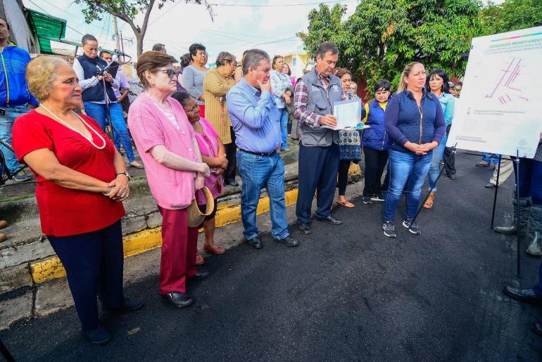 Continuarán obras de repavimentación en Guadalajara