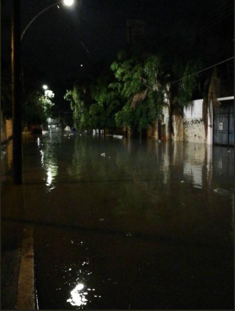 Debe regresarse el colector de aguas pluviales de Alcalde Barranquitas