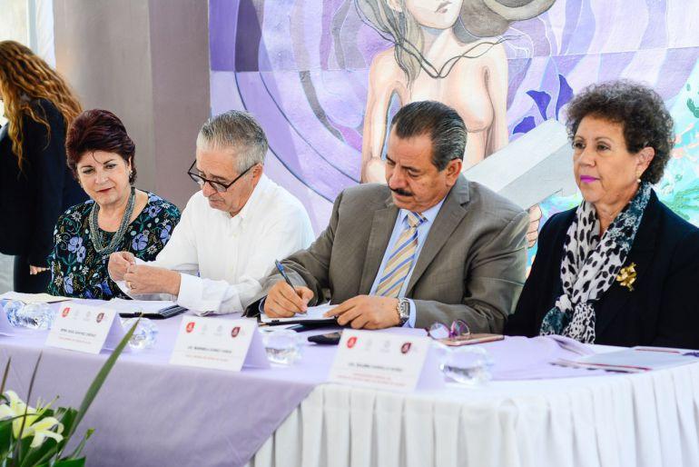 Guadalajara y la Fiscalía firman convenio contra la violencia de género