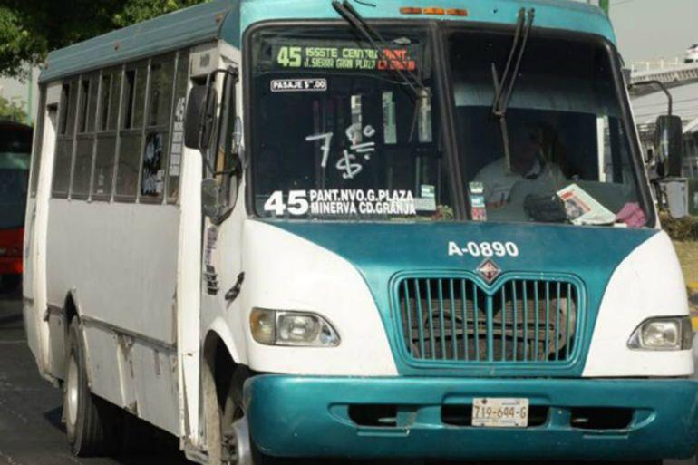 Movilidad anuncia el regreso de la ruta 45