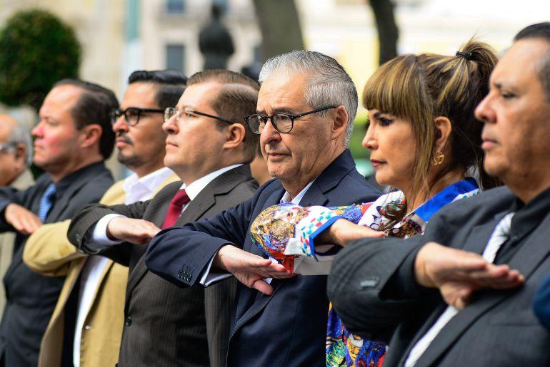 Celebran el día del abogado, recuerdan a ilustres juristas jaliscienses