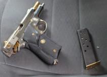 Detienen a dos asaltantes después de un tiroteo en Guadalajara