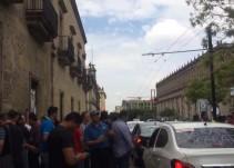 Choferes de Uber exigen respuesta al legislativo
