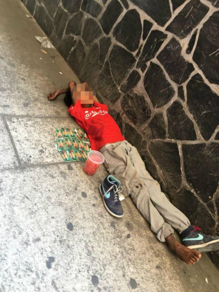 El 27% de los niños que realizan trabajo en las calles son indígenas