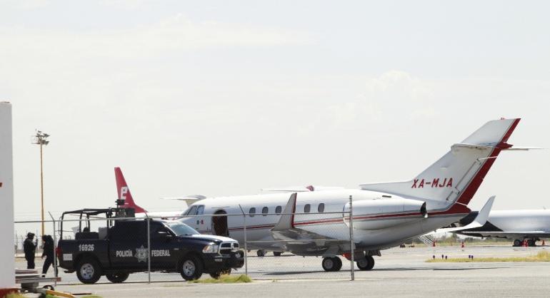 Trasladan al Z-40 a Guadalajara