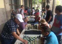 Ajedrez: un juego de tradición en el Ayuntamiento de Guadalajara