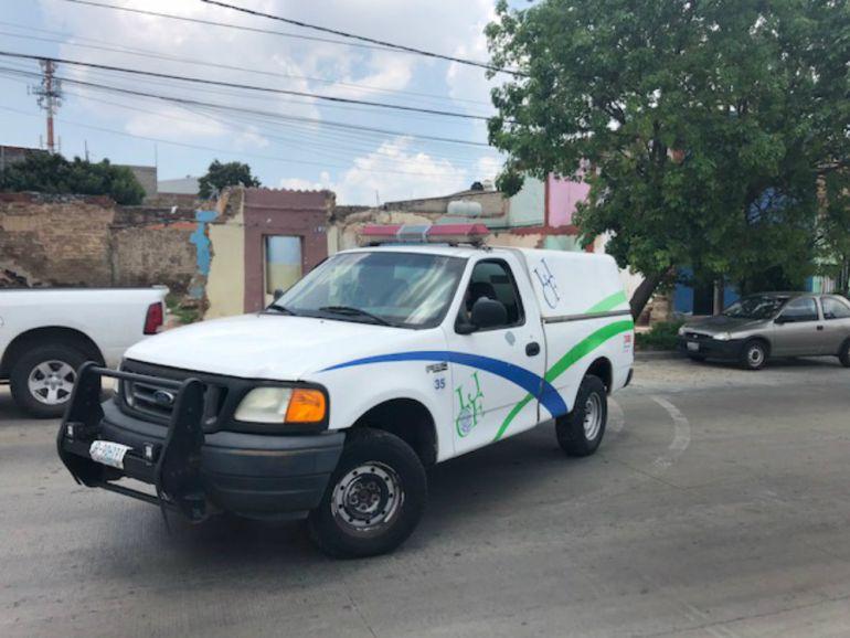 Localizan 5 cuerpos calcinados dentro de una camioneta en La Huerta