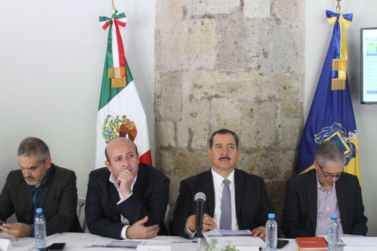 Reuniones de seguridad arrojan datos positivos: Fiscalía de Jalisco
