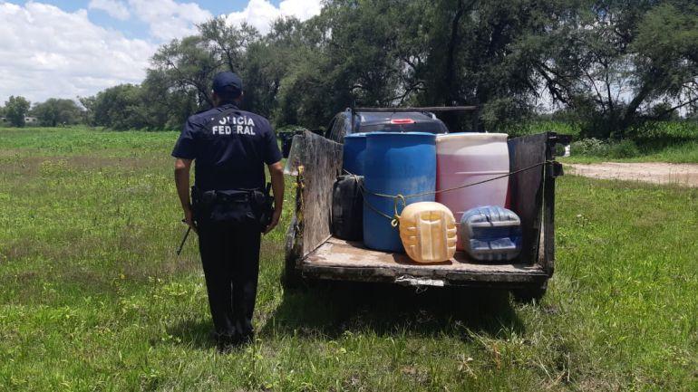 PGR investiga robo de gasolina en El Arenal