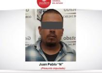 Detienen a sujeto acusado de abuso sexual en Zacoalco de Torres