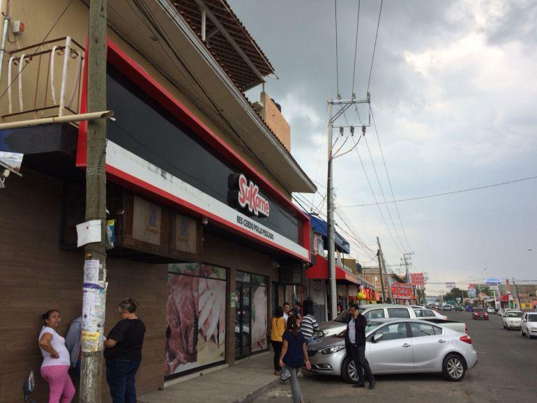 En asalto agreden a un hombre en Tlajomulco