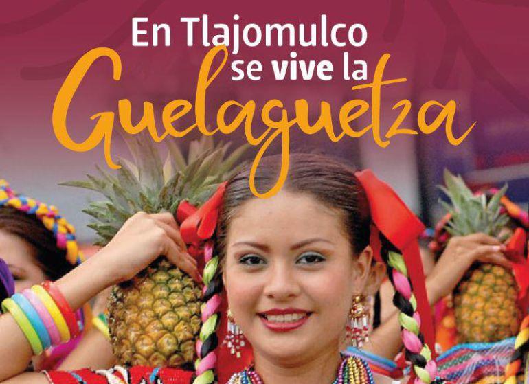 Un pedacito de la Guelaguetza en Tlajomulco