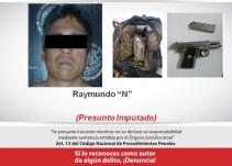 "Capturan en Jalisco a ""El Canadá"", líder del CJNG en Michoacán"