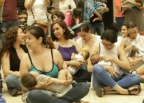 Funcionan las salas de lactancia en centros comerciales
