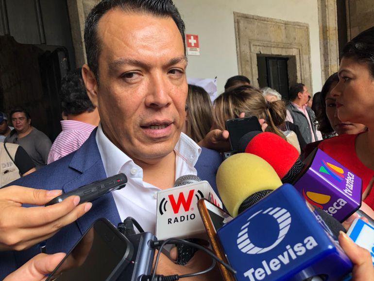 Ha disminuido el delito de homicidio en la ZMG: Roberto López Lara
