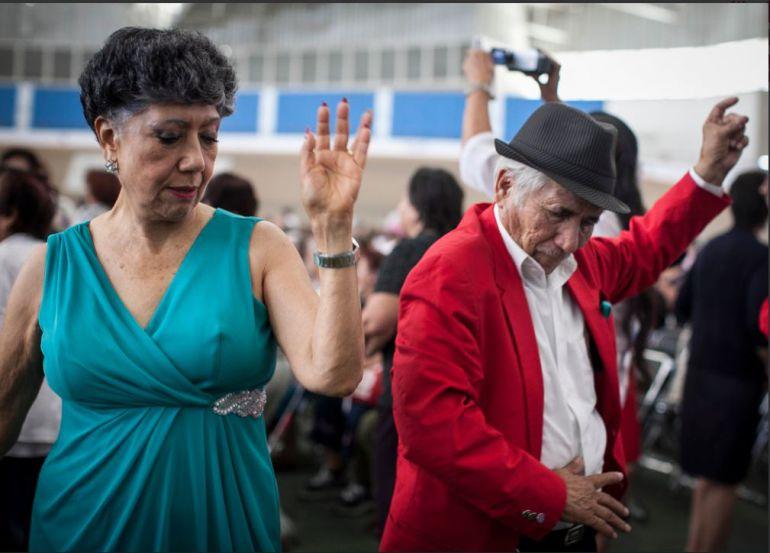 El DIF Guadalajara arranca celebraciones en el mes del adulto mayor