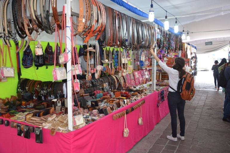Cierra Feria Artesanal de Zapopan con números positivos