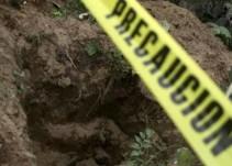 Reciente, la evolución cadavérica de cuerpos encontrados en Santa Elena de la Cruz