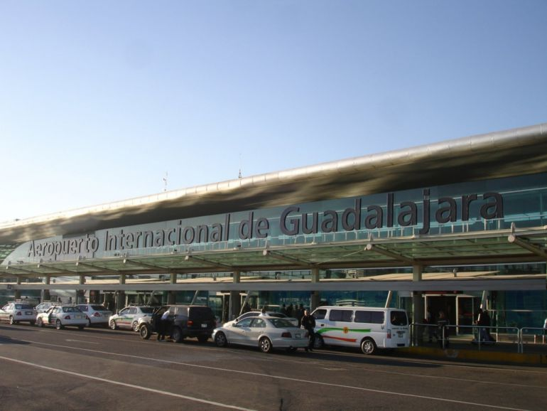 Colectores, solución para plaga en el Aeropuerto: Uribe