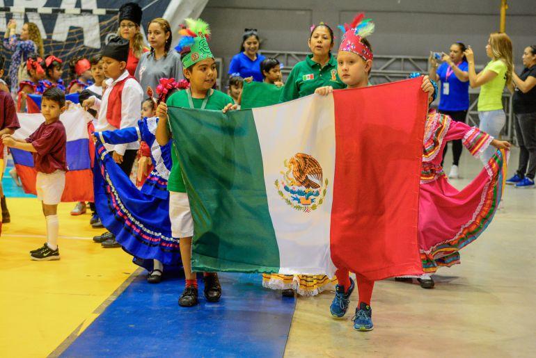 Realizan mundialito de Estancias Infantiles de Guadalajara