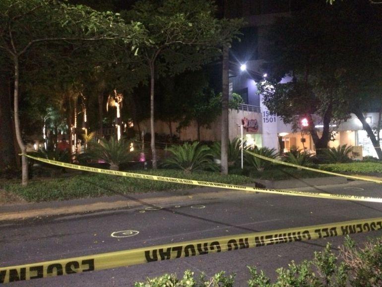 Un muerto y tres lesionados tras balacera en Punto Sao Paulo