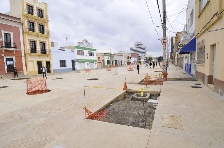 El paseo Alcalde podría estar terminada en noviembre