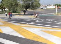 Entregan dos vialidades con concreto hidráulico en Tlajomulco