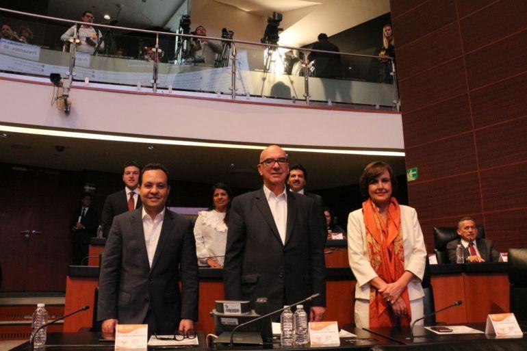 Clemente Castañeda pedirá conocer detalles del acuerdo comercial EEUU -México