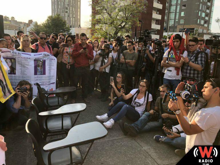 Estudio sobre desapariciones en Jalisco en próximos días