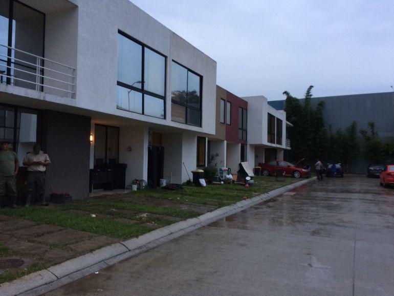Hasta 200 mil pesos perdieron los vecinos de Canta Luna tras tormenta