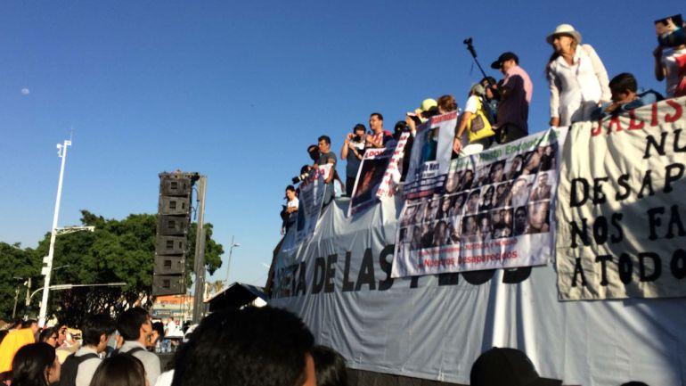 """""""Desaparecidos"""", tema rezagado en México: CNDH"""