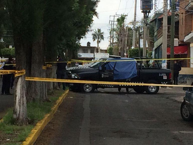 Ejecutan a cuatro policías de Guadalajara