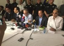 Fue un ataque cobarde el asesinato a cuatro policías de Guadalajara: SGG