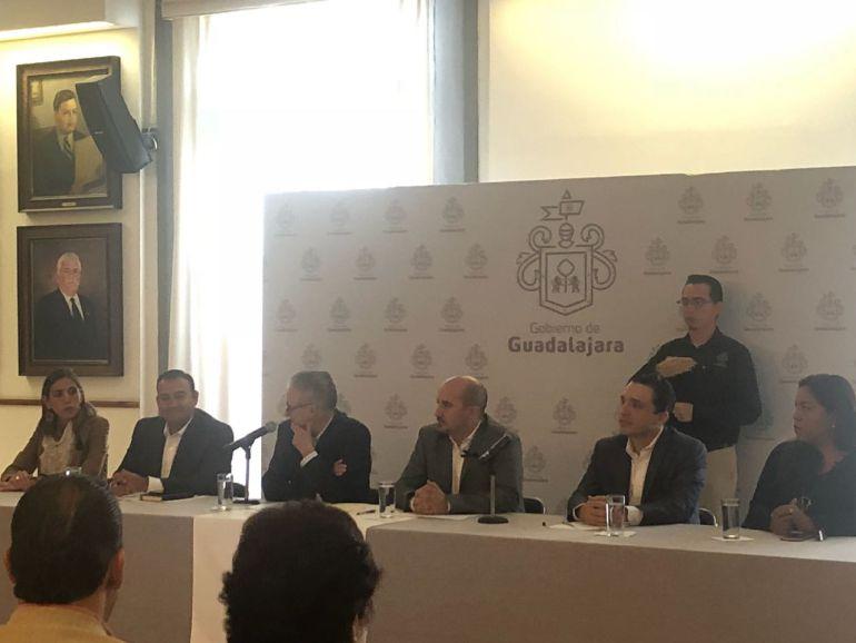 Inician etapa de transición en Guadalajara