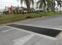Entregan sistema de control pluvial en la colonia Jardines Vallarta