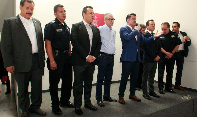 Gobernador y alcaldes armarán bloque contra la delincuencia