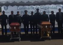 Dan último adiós a Policías zapopanos asesinados el lunes