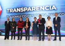 Reconocen a Tlajomulco en transparencia