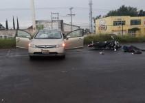 Muere motociclista en un accidente en El Salto