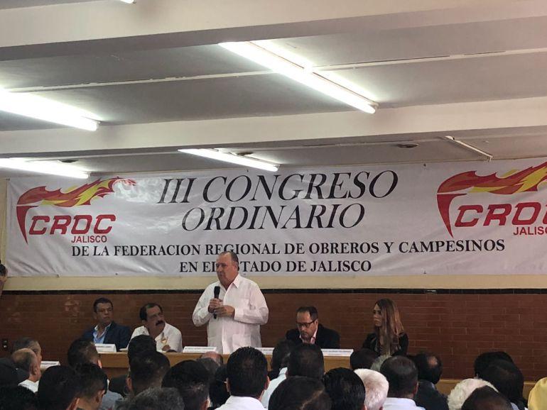 Centrales obreras en Jalisco deberán adecuarse a las nuevas administraciones